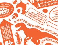 Joke Mugs - Infographics Packaging & Illustration