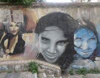 Graffiti Art of Granada
