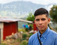 Faces of the Finca