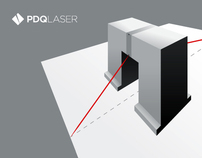 PDQ Laser: Packaging & branding
