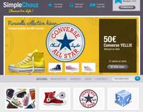 [Webdesign] SimpleChouz