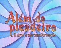 Além do Picadeiro - O circo e sua transformação