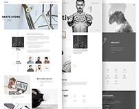 Furion | Creative PSD Template