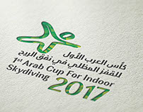 Arab Cup For Indoor Skydiving