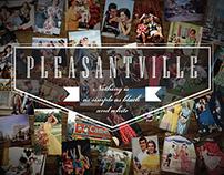 Titles for the film Plesantville