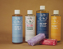 New Packaging for Dr Bronner's (Concept)