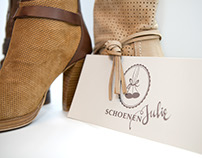 Branding: Schoenen Julie