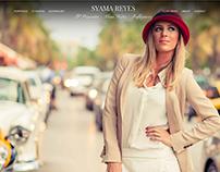 Syama Reyes - webdev