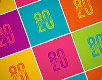 80/20 Industries Brand Identiy