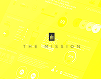 The Mission / Infographic Annual Research