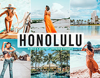 Free Honolulu Mobile & Desktop Lightroom Presets