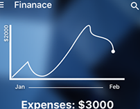 Personal Finance App Concept
