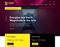 UNSW Concept Design