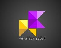Wojciech Kozub - logotype