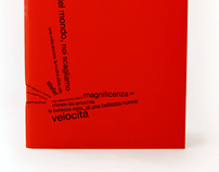 Futurismo! Notebooks