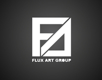 Flux Art Group - logotype