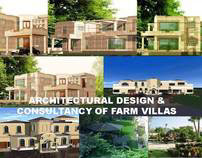 ARCHITECTURAL DESIGN & CONSULTANCY OF FARM VILLAS.
