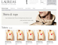 LAUREAS e-commerce project