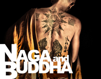"""Naga and Buddha"""
