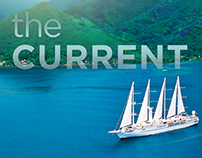 Windstar Cruises: Blog Redesign
