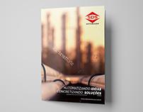 SDS AUTOMAÇÃO. Folder