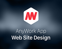 AnyWork Responsive Web Page Design