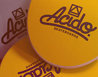 ACIDO SKATEBOARDS / 1ST SESSION - COMING UP