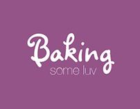 Branding & Design: Baking Some Luv