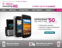 T-Mobile Monthly 4G