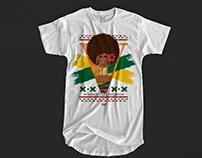 T SHIRT DESIGN / AFRICAN WOMEN