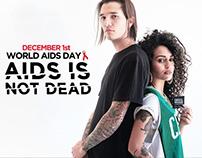 Aids is not dead