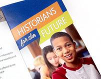 Indiana Junior Historical Society brochure