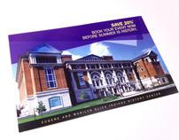 Facility rental postcard | Indiana History Center