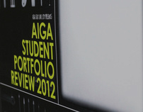 AIGA Portfolio Review