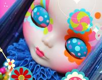 CaramelPOPS Custom Blythe  - Sprinkles Sugarheart