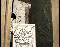 Blind Rose Whisky Tattoo Packaging