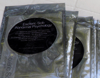 esoteric sob – abnormal psychology – packaging