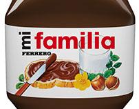 Nutella Etiquetas