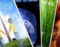 Polarfish Book covers