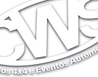 Logo CWS + Peças de apoio