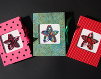 Star Series Handmade Notebooks