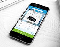 """""""QWEKEE"""" mobilios programėlės dizainas"""