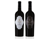 Ampeloeis Gold - Silver | wine labels