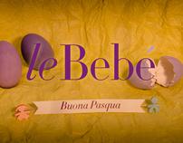 Le Bebè - Buona Pasqua in StopMotion
