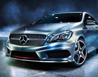 Energy Fashion Night : Mercedes Benz