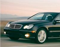 Mercedes Benz commercial
