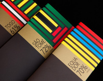 Origens Chocolate Packaging Design