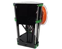 Delta-Fisher (beta) 3D-Printer