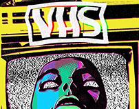 VHS poster design