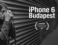 iPhone 6 Budapest